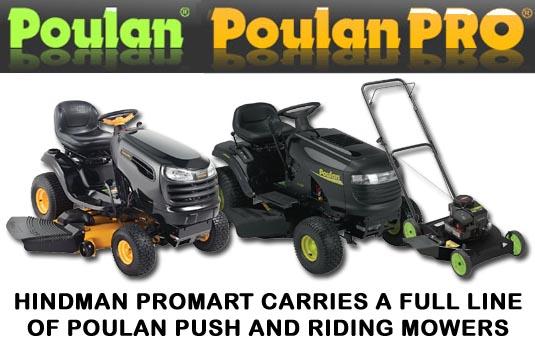 PoulanMowers